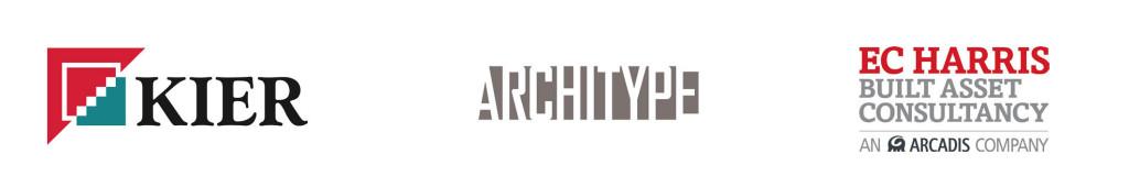 architype, ec harris, Kier