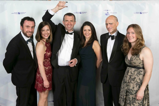 Winner Constructing excellence wales