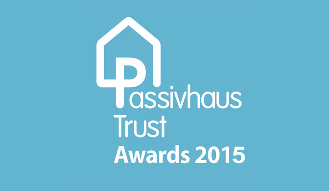 Passivhaus trust awards 2015