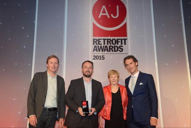 AJ Retrofit Winners