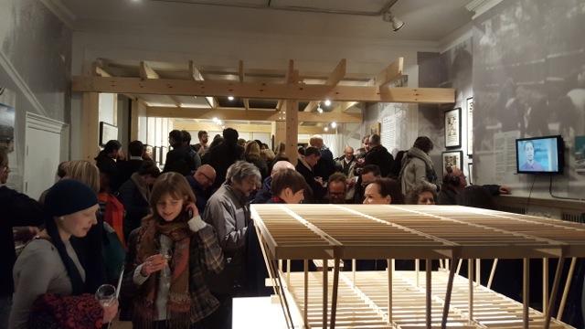 Walters Way exhibition