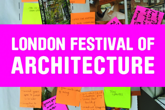 London Festival of Architecture logo
