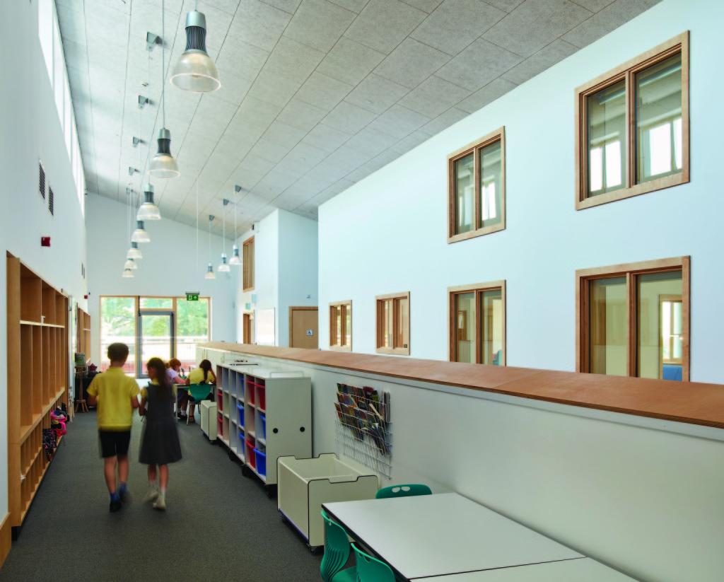 1st floor hub space