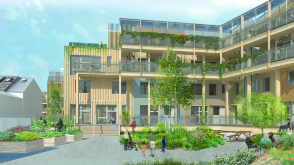 render of proposed scheme