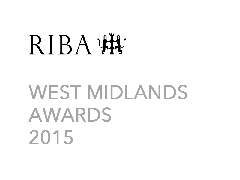 RIBA AWARDS WEST MIDLANDS