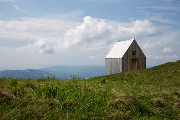 Chapel on hill