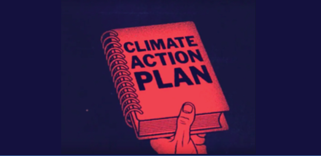 Friends of the Earth climate action plan